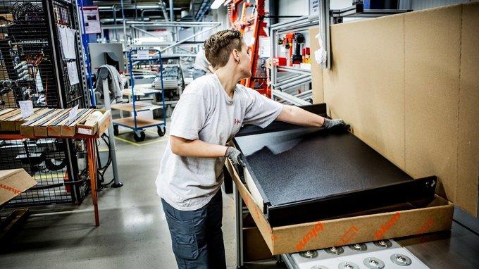 Plus d'une PME sur trois envisage d'embaucher en 2017