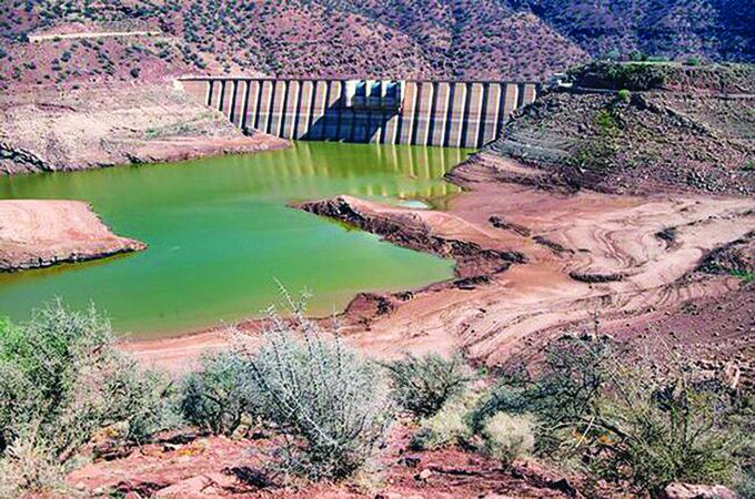 ALGERIE : Sidi Bel Abbès : Le stress hydrique s'installe dangereusement