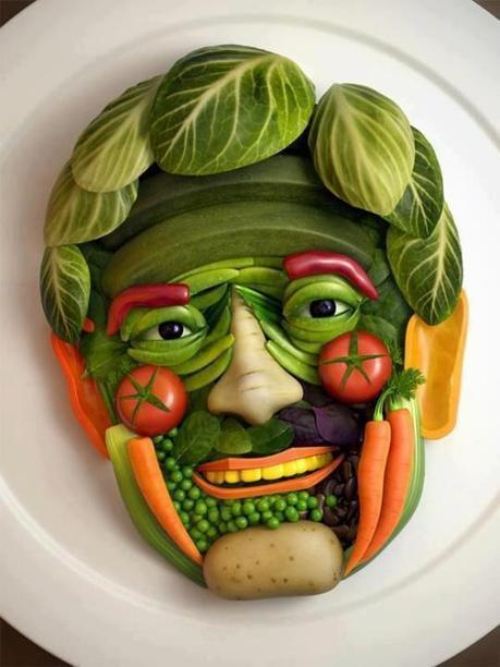 Creative with Vegetables | World Foodies | Scoop.it