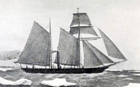 British steamship found beneath Russian Arctic after 139 years | DiverSync | Scoop.it
