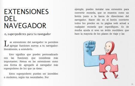 20 cosas que aprendi acerca de navegadores y la web | Libro gratuito en español | Maestr@s y redes de aprendizajes | Scoop.it