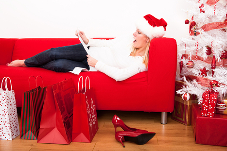 Real Talk: How Social Media Drives Holiday Sales | Leadership and Management | Scoop.it