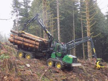 Have we seen the end of productivity improvement with mechanised harvesting? | Timberland Investment | Scoop.it