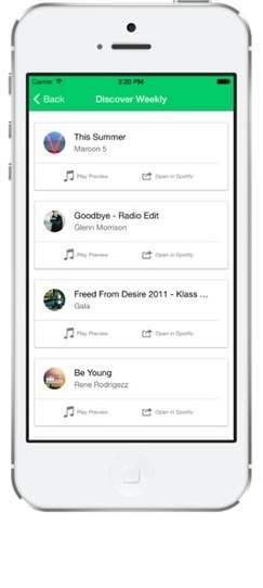 Building a Simple Spotify Player with Ionic | Angular.js and Google Dart | Scoop.it