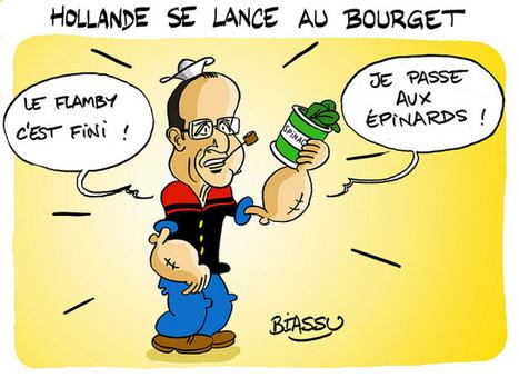 Biassu : François Hollande décolle au Bourget | Photos de LYonenFrance | LYFtv - Lyon | Scoop.it