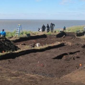 Race to excavate Alaskan village falling into sea | Past Horizons | Kiosque du monde : Amériques | Scoop.it