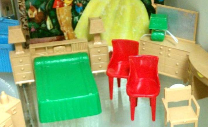 Vintage Dollhouse Furniture | Kitsch | Scoop.it