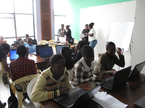 Kenyan Women Create Their Own 'Geek Culture'  : NPR | Global education = global understanding | Scoop.it