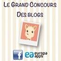 Le Grand Concours des Blogs Sophie la girafe! | europa apps | Livres numériques et applications pour enfants | Scoop.it