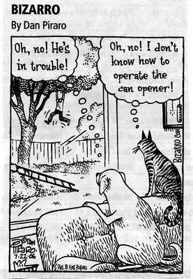 Under The Paw: The Nature Of Dogs VS The Nature Of Cats Summed Up In One Great Cartoon | Machinimania | Scoop.it