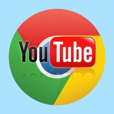 Descargar vídeos de YouTube en Google Chrome | Cibereducação | Scoop.it