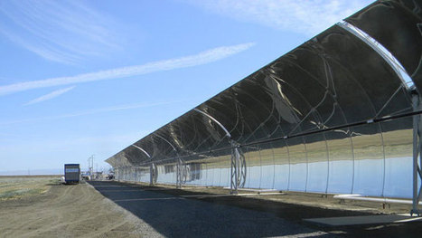 Drought Tech: How Solar Desalination Could Help Parched Farms | Sustain Our Earth | Scoop.it