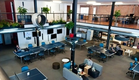 16 Cool Coworking Spaces | Inc.com | pariSoma: Coworking & Collaborating | Scoop.it