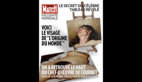 """""""L'Origine du monde"""" : Le secret de la femme cachée - ParisMatch.com   Curiosités planétaires   Scoop.it"""