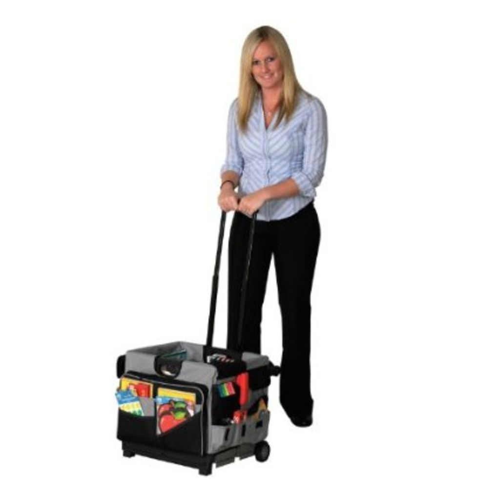 Best Rolling Cart Organizer For Teachers Review