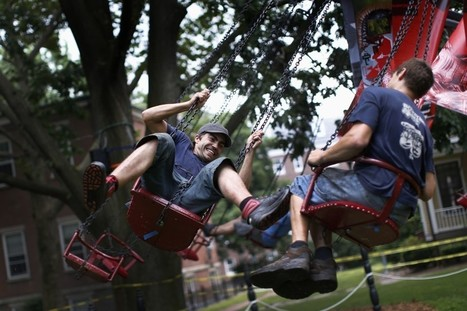 The Cognitive Benefits of Being a Man-Child | High Performance Learning | Scoop.it