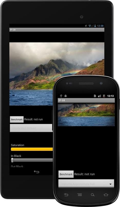 RenderScript in the Android Support Library | Desarrollo de Aplicaciones para Dispositivos Móviles | Scoop.it