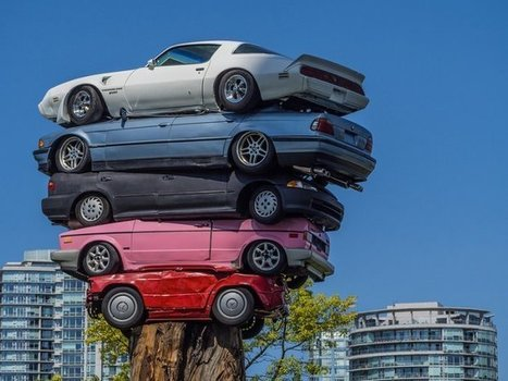 Sculptures of the cars | inspiration photos | picturescollections | Scoop.it