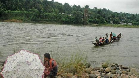 """India: 'World's wettest place' suffers water shortage (""""natural resources can't be taken for granted"""") 