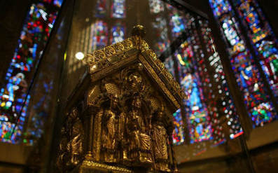Charlemagne's bones are (probably) real - The Local | Archaeology Tools | Scoop.it