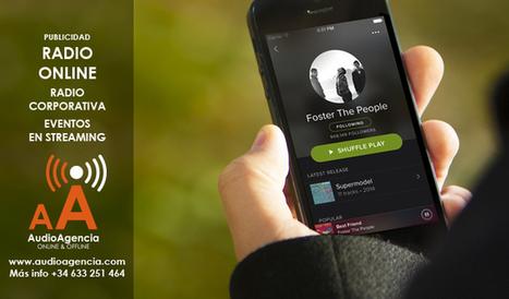 publicidad en Spotify | Radio, Internet & + | Scoop.it
