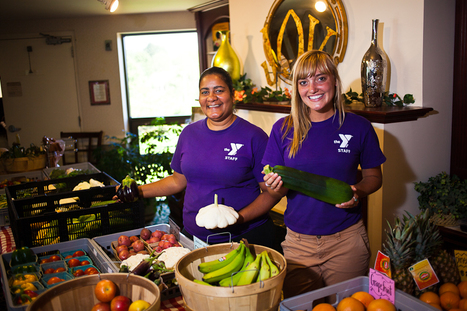 Veggie Van brings fresh local produce to the NE side of town   The Rapidian   Eat Local West Michigan   Scoop.it