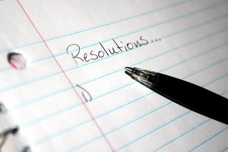 5 Social Media Resolutions Worth Keeping in 2013 | My Social Game Plan | The Good Scoop | Scoop.it