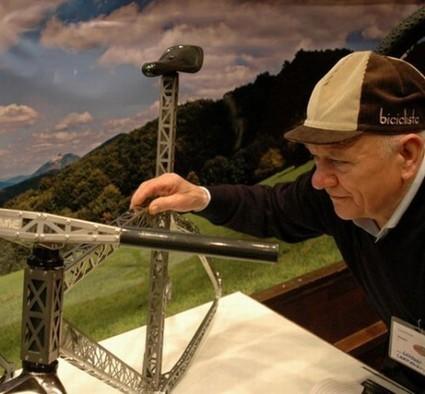 L'artigianato delle biciclette che non conosce crisi - Corriere della Sera | autoproduttori | Scoop.it