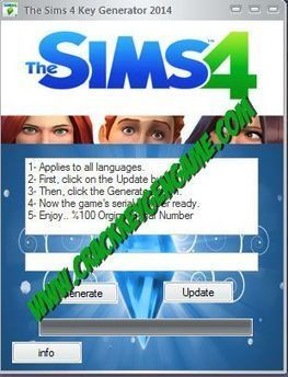 online sims 4 key generator