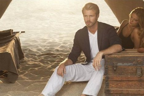 Perry Ellis Spring-Summer 2012: a simple proposal and classical   FASHION & LIFESTYLE!   Scoop.it