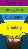 Flip This: Bloom's Taxonomy Should Start with Creating   MindShift   Alive and Learning   Scoop.it