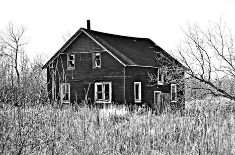 Mosley House BW | Abandoned Houses | Scoop.it