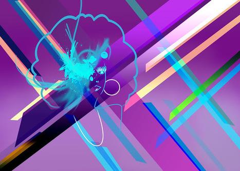 Tutorial Photoshop: Imagen Retro | Arte y Diseño | Scoop.it