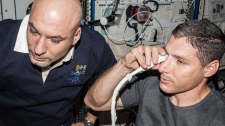 NASA seeks to understand vision changes due to microgravity | Anthony Wood | GizMag.com | ✪ FITNESS MAGAZINE ✪ | Scoop.it