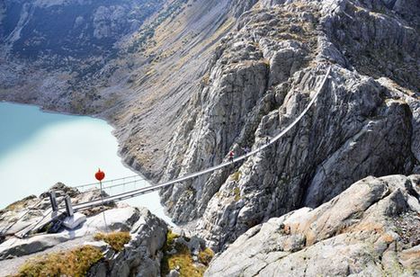 10 Terrifying Bridges You Need to See to Believe | Chris' Regional Geography | Scoop.it