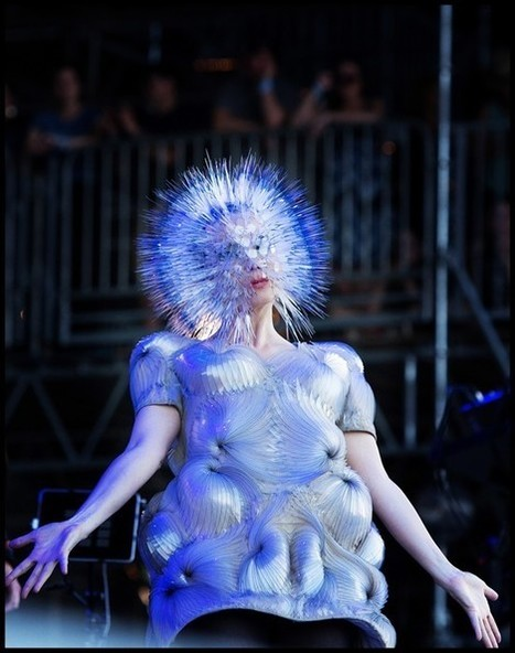 Björk at MoMA shows how she transformed pop | Pralines | Scoop.it