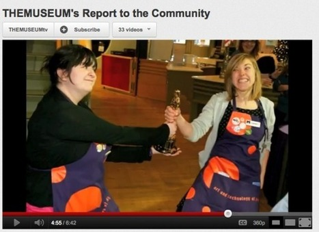 Rethinking the Annual Report for Video-Non Profit Examples | Great Ideas for Non-Profits | Scoop.it