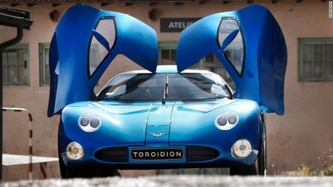 Electric 'Hypercar' Toroidion 1MW boasts 1,341 horsepower | Low Power Heads Up Display | Scoop.it