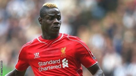 Mario Balotelli: Liverpool striker sorry for Instagram post - BBC News | Social Media Epic | Scoop.it