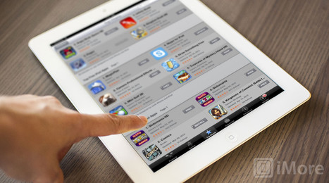 iMore's authoritative guide to the very best, absolutely free apps and games for iPad | iPads in high school | Scoop.it