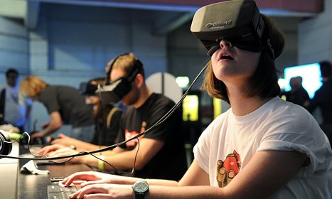 The next frontier in virtual reality storytelling | 3D Virtual-Real Worlds: Ed Tech | Scoop.it