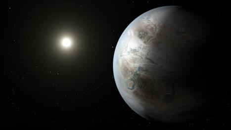 NASA's Kepler Mission Discovers Bigger, Older Cousin to Earth | SJC Science | Scoop.it