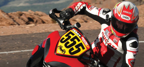 Last Call: Pikes Peak Tickets!!! | Ducatiusa.com | Ductalk Ducati News | Scoop.it