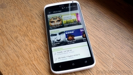 Spotify for Android officially updated, all new UI and Last.fm scrobbling on board | Android Central | Android's World | Scoop.it