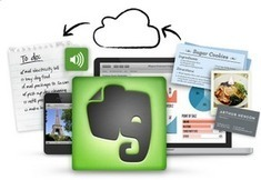 The Ultimate Simplified Guide to The Use of Evernote in Education | iPad learning | Scoop.it