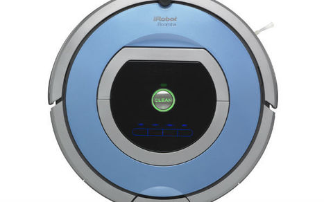 iRobot Releases Smartest Roomba Yet | The Robot Times | Scoop.it