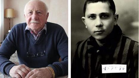 Simon Igel. Le rescapé d'Auschwitz est décédé, à Caen   La revue de presse de Normandie-actu   Scoop.it