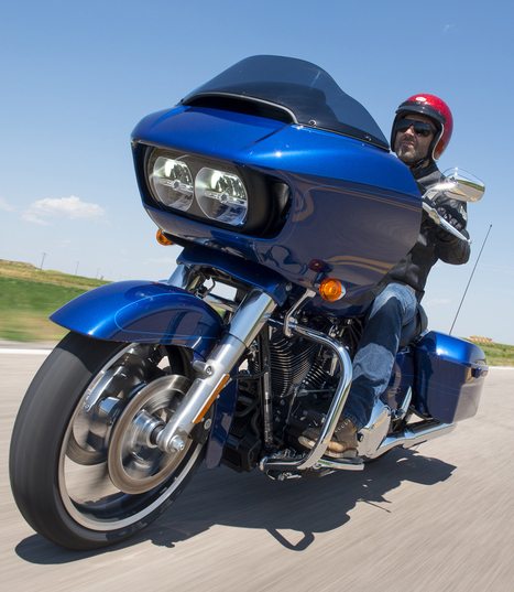 2015 Harley-Davidson Road Glide Special | FIRST RIDE | Muscle Cars of America | Scoop.it
