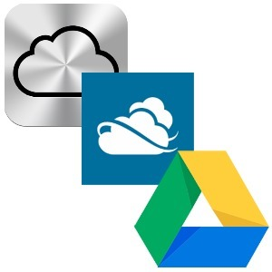 Which Is The Mobile Cloud Option For You? iCloud vs. SkyDrive vs. Google Drive | Gates | Scoop.it