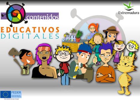 Contenidos Educativos Digitales   Recursos para primaria   Scoop.it